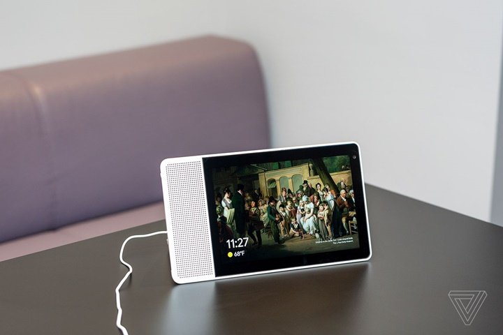 不讓亞馬遜Echo Show專美於前?Google擬推自家智慧顯示器迎戰