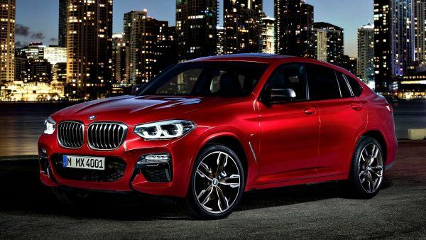 全新大改款 BMW X4 真的來了! M40i 領軍,首波「四車型」8月30日正式發表