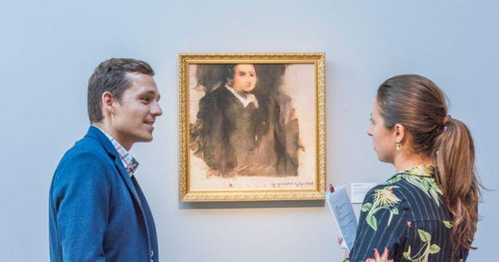 藝術必須是人為嗎?這幅 AI 畫作 10 月將在佳士得拍賣登場