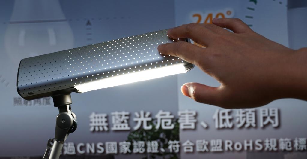 喜萬年 Sylvania 推出四款護眼檯燈新品,採 4000K 自然光、演色性高