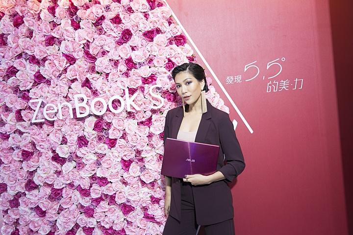 華碩 ZenBook S「勃艮第酒紅」新色登場!同步 ZenFashion Bar 快閃店注入微醺浪漫