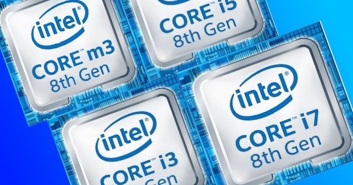 Intel 低功耗與超低功耗處理器世代更新,Whiskey Lake-U TDP 15W 與 Amber Lake-Y TDP 5W 登場