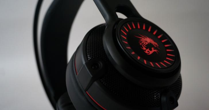 LEXMA X710 立體 7.1 聲道電競耳機,搶先預購就送 G93 專業電競滑鼠