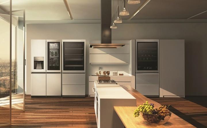 夢幻家居長什麼樣子?LG SIGNATURE酒櫃、冰箱與頂級乾洗機通通搬進家