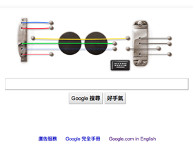 今日 Google Doodle 塗鴉:紀念電吉他之父Les Paul,讓你直接彈奏