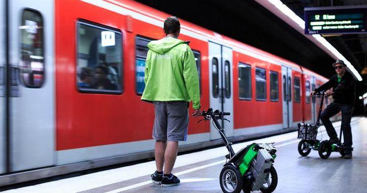 攻陷美國的共享電動自行車,碰到與中國共享單車一樣的問題