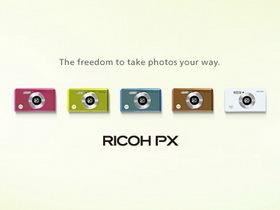 Ricoh PX 防水相機:可以換外衣,清涼登場