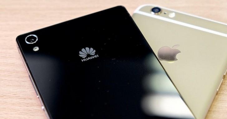 Gartner:2018年第二季智慧手機銷量 華為首度擠下蘋果奪下亞軍