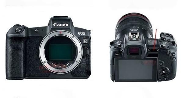 新一代無反新星,Canon EOS R 機身與鏡頭規格總整理