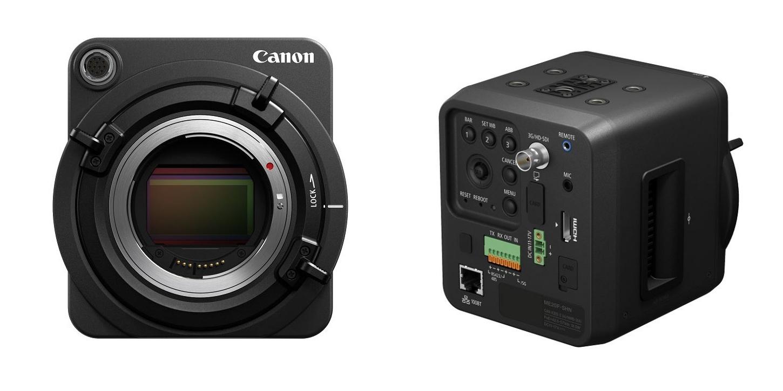 Canon 這款網路攝影機不但感光度高達 ISO 400 萬,還可安裝單眼鏡頭