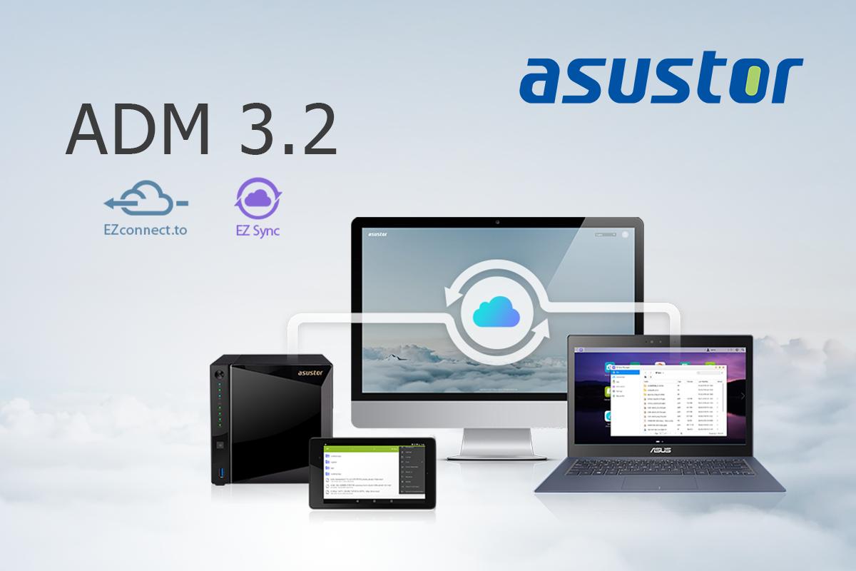 華芸科技 ADM 3.2上線,正式推出 EZconnect.to 及 EZ Sync