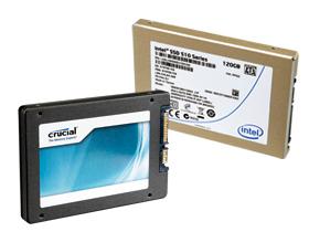 Crucial m4、Intel SSD 510 實測,決戰最速開機 SSD 硬碟