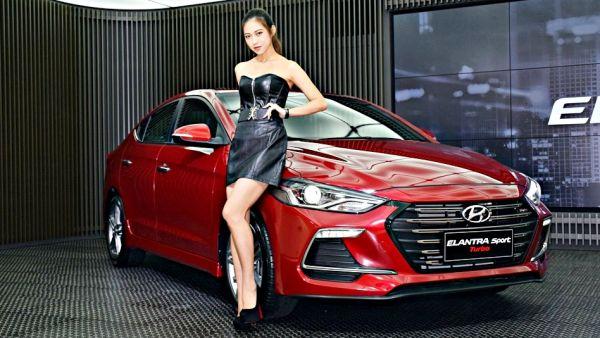 84.9 萬起超值價!「國產版」Hyundai Elantra Sport 預售開跑!