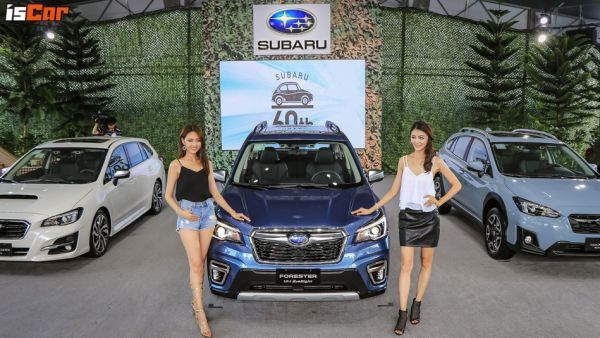 Subaru「60 週年品牌日」盛大開幕,第十屆「堅手到底」與 Russ Swift「極限飄移秀」同步展開!