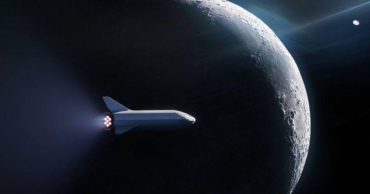 SpaceX 又說要送人去月球,可去年送的還沒「回來」