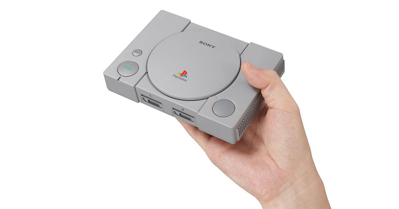 重溫經典回憶!迷你 PS 主機 PlayStation Classic 售價 3,180 元,12/3 限量開賣!