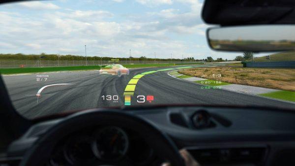 導航下一步就是AR抬頭顯示!WayRay釋出影片顯示道路「AR」系統,開跑車就跟開戰鬥機一樣酷