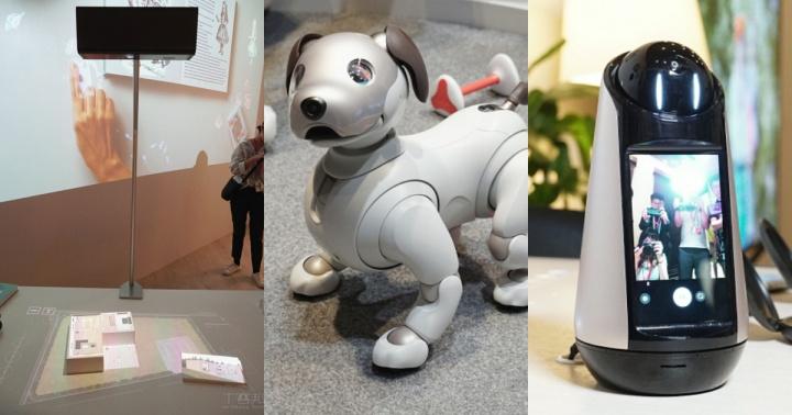 前進 Sony 總部直擊還未在台上市的黑科技!Concept T 互動投影、aibo 寵物狗、Xperia Hello