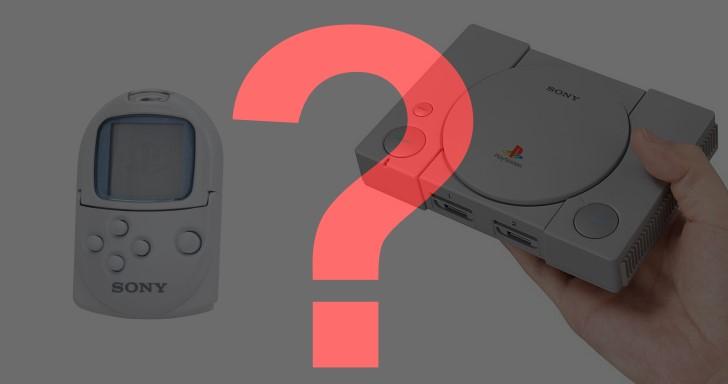 PlayStation Classic宣傳影片藏玄機,難道PocketStation也會登場?