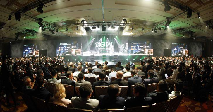 驅動數位經濟,施耐德於新加坡舉辦創新高峰會