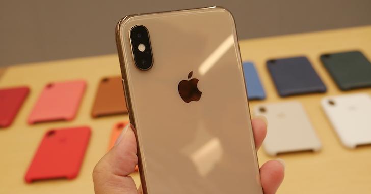 iPhone Xs Max 握感同 iPhone 8 Plus,相機人像模式有感升級