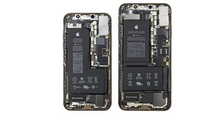 iPhone XS 拆解:蘋果沒跟你說的秘密都在這兒了
