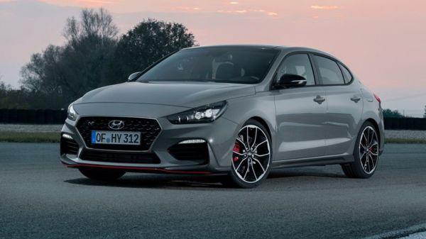 N系性能王牌第三彈,Hyundai i30 Fastback N美背性能新秀亮相,275hp手排點燃熱情!