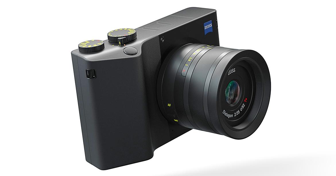 蔡司推出 ZEISS ZX1 全幅隨身機,內建 Lightroom、Android 拍完還可以馬上在機身上修圖
