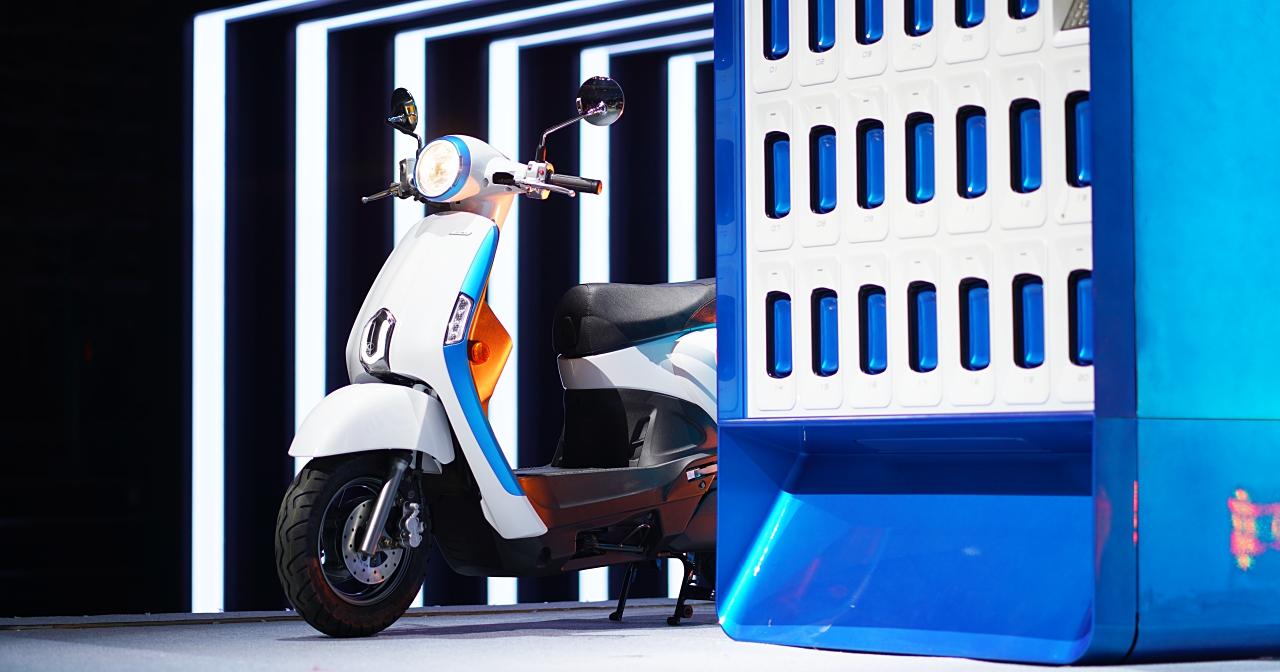 光陽表示 Kymco Many 110 EV 電動車預購熱烈!目前預購量近 1,000 台並預計 10 月出貨
