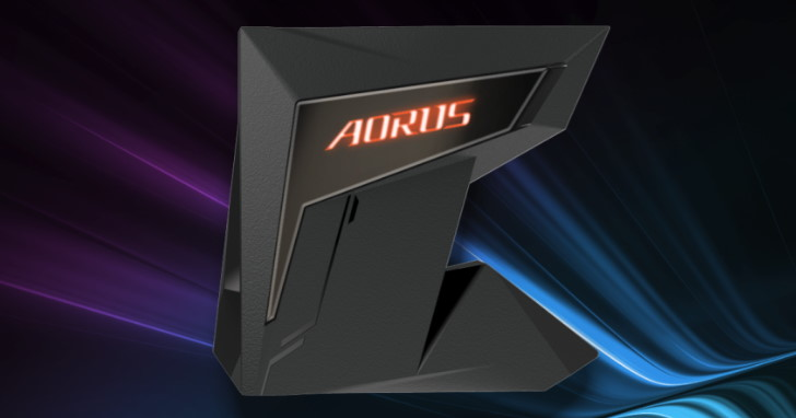 GIGABYTE 也推出自家 AORUS NVLINK 橋接器,支援 RGB Fusion,外觀更多了些變化