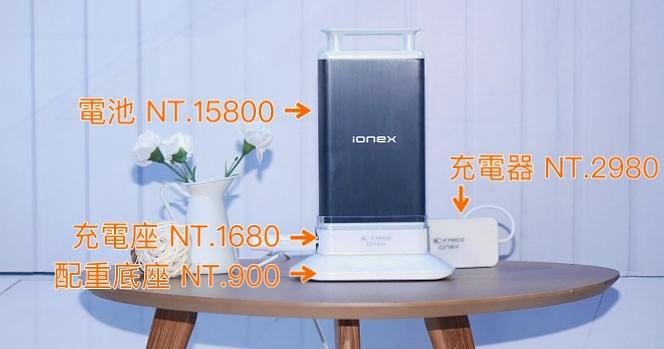 光陽 iONEX 電動車合約書曝光,毀損電池須賠償 15,800 元