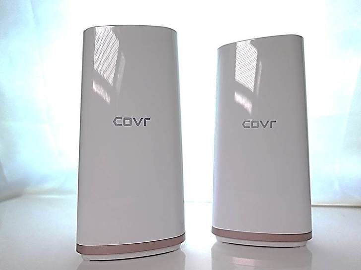 [心得][分享] D-Link Mesh全覆蓋家用 Wi-Fi系統旗艦款 COVR-2202 開箱體驗