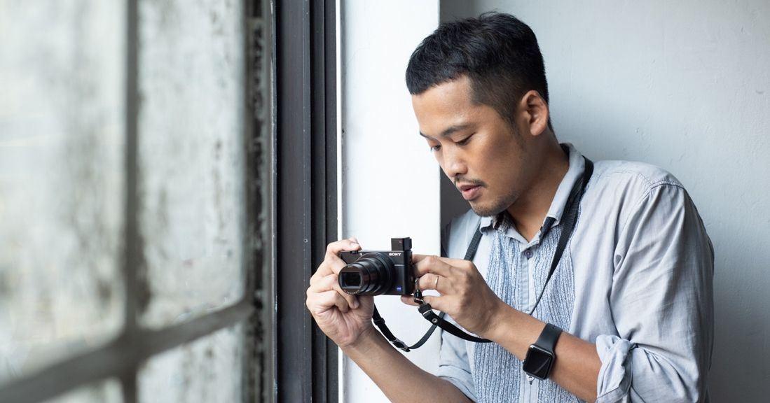 攝影職人陳志誠眼中的 Sony RX100 VI:專業攝影師的最佳隨身機