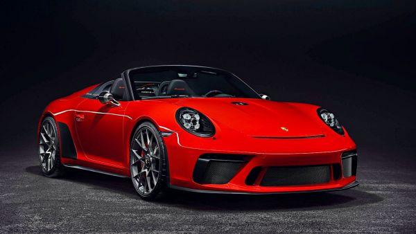 限量1948輛,Porsche 911 Speedster 即將正式量產!