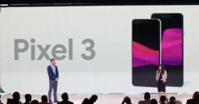 一如爆料的 Pixel 3 / Pixel 3 XL 登場,售價台幣 27,700 元起