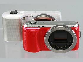 Sony NEX-C3 vs NEX-3,新舊款相機同堂對決