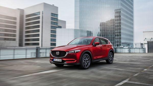 新增輪速制動控制、小改款CX-5率先搭載,Mazda GVC Plus升級問世!
