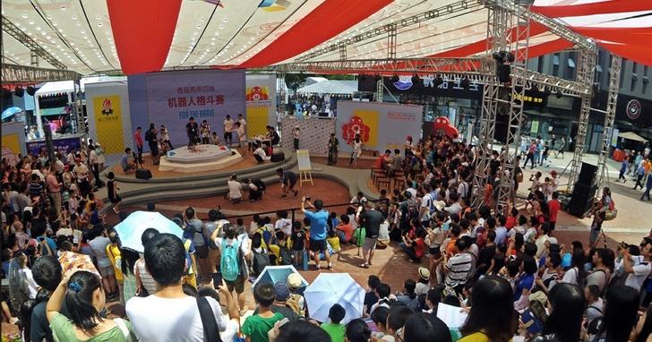 Maker風潮已經過去了嗎?曾經是亞洲最大的深圳 Maker Faire,今年冷到谷底