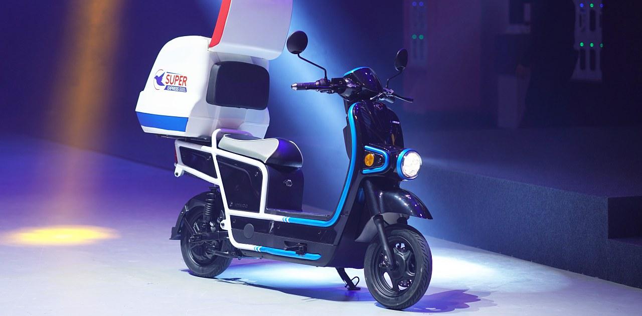 電動自行車也可加掛 iONEX 電池?Kymco 光陽 3 款新電動車搶先看
