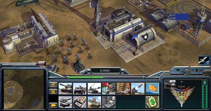 《終極動員令》系列重製啟動,EA 掛保證不會有微交易系統