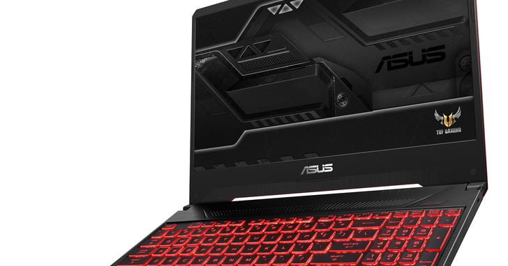 軍規認證!全新ASUS TUF Gaming FX505 / 705正式上市