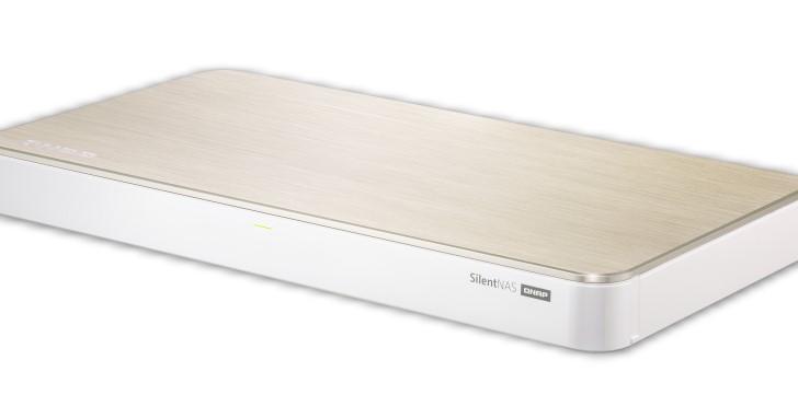 被動散熱 NAS 再進化,QNAP HS-453DX 加裝 SSD/HDD 混合架構與 10GbE RJ45 網路埠