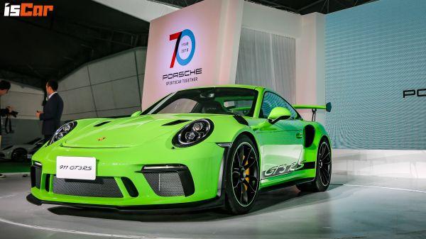 最強 NA 蛙沒有之一!Porsche 911 GT3 RS「1,018萬起」驚喜現身!