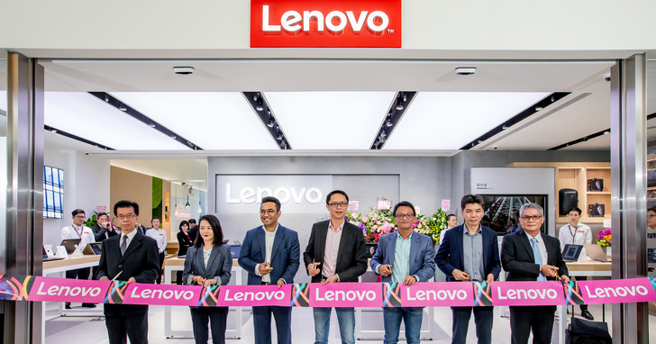Lenovo全球市占重返第一,亞太區直營體驗店在台開幕