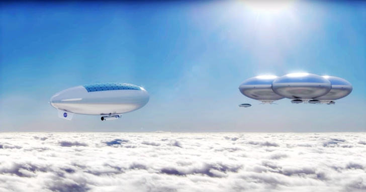 人類太空任務的新方向,NASA的金星「天空之城」計劃 HAVOC
