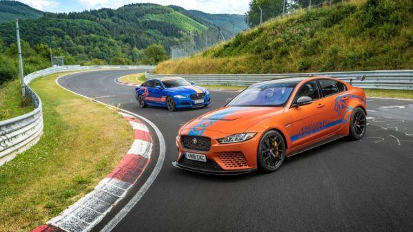 讓紐北最速房車載你一程!Jaguar XE SV Project 8限時出租中!