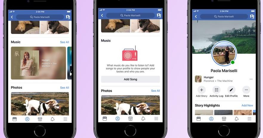 用戶趨於「高齡化」,Facebook 現打算靠「音樂」讓青少年回流