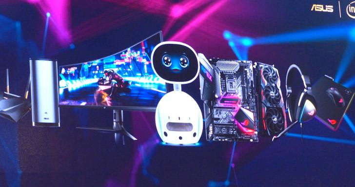 商用、家庭、電競產品爆發,Asus 於馬來西亞首發 Zenbo Junior、ROG Maximus XI Apex、ROG Strix XG49VQ
