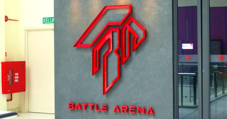 馬來西亞 Battle Arena 不只是網咖,更是電競賽事與人才培訓基地