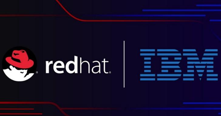 IBM成立107年以來最大手筆!宣布將以340億美元收購Red Hat、成美國科技史上第三大交易